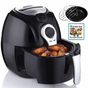 mokenchi_tv_what_re_the_best_air_fryers_of_2018_Avalon_Bay_3_7_quart_air_fryer_