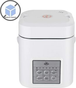 best_rice_cooker_for_single_person_healthy_desugar_rice_cooker