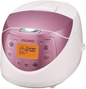 Cuckoo_CR-0631F_6_cup_multifunctional_micom_rice_cooker_and_warmer_9_built-in_programs_white_gaba_mixed_brown_porridge_steam_slow_cooker