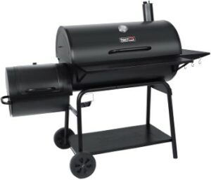 Royal_Gourmet_CC2036F_Charcoal_Barrel_Grill_with_Offseet_Smoker